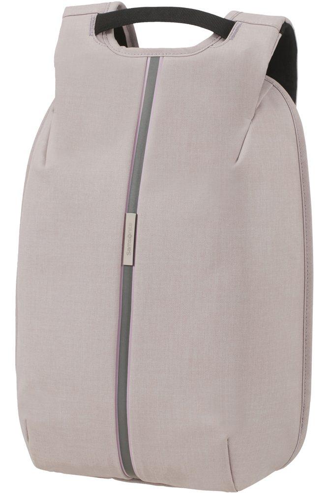 Samsonite Dámský batoh na notebook 14,1'' Securipak S 10 l - světle šedá
