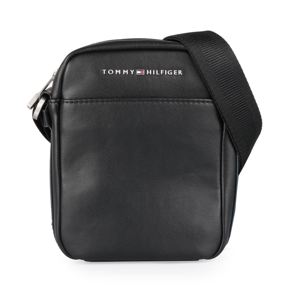 Tommy Hilfiger Pánská taška přes rameno TH City Mini AM0AM01941 - černá