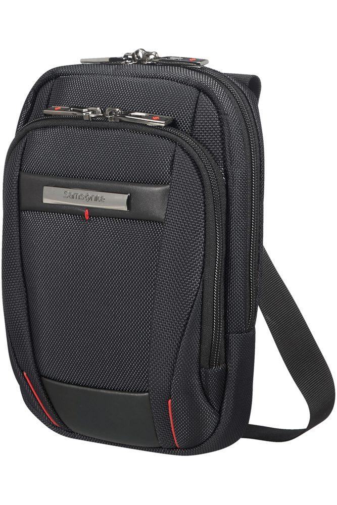 Samsonite Pánská taška přes rameno Pro-DLX 5 Crossover S - černá