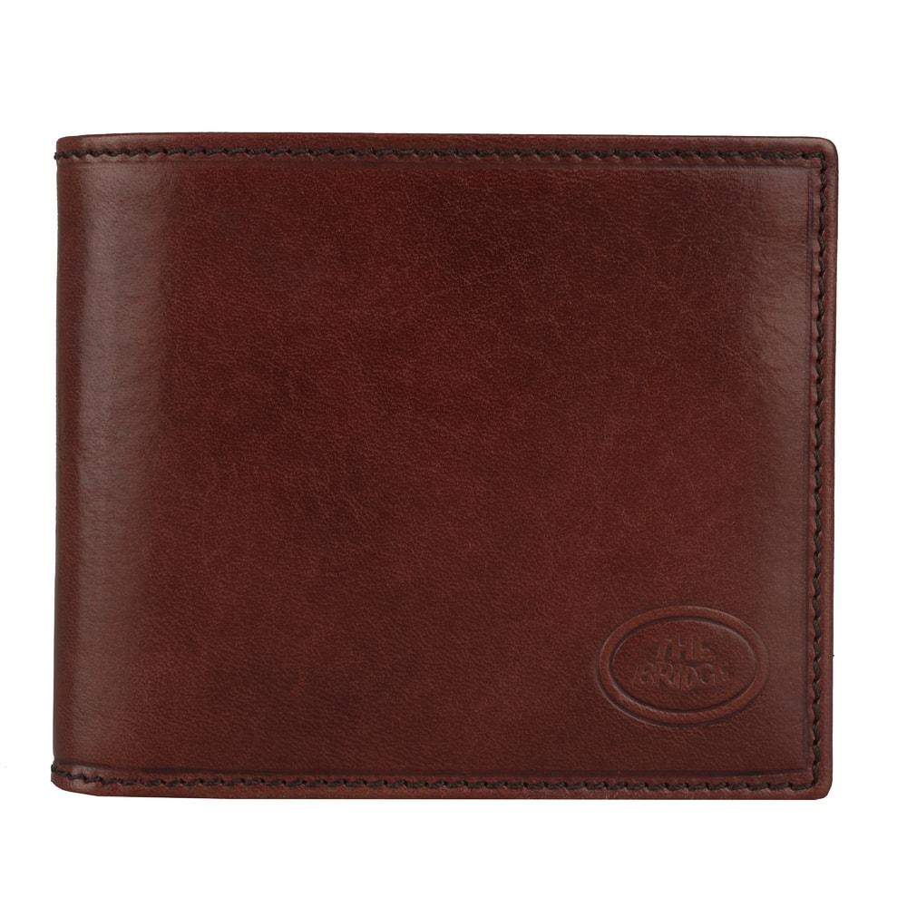 The Bridge Pánská kožená peněženka 14405 - hnědá