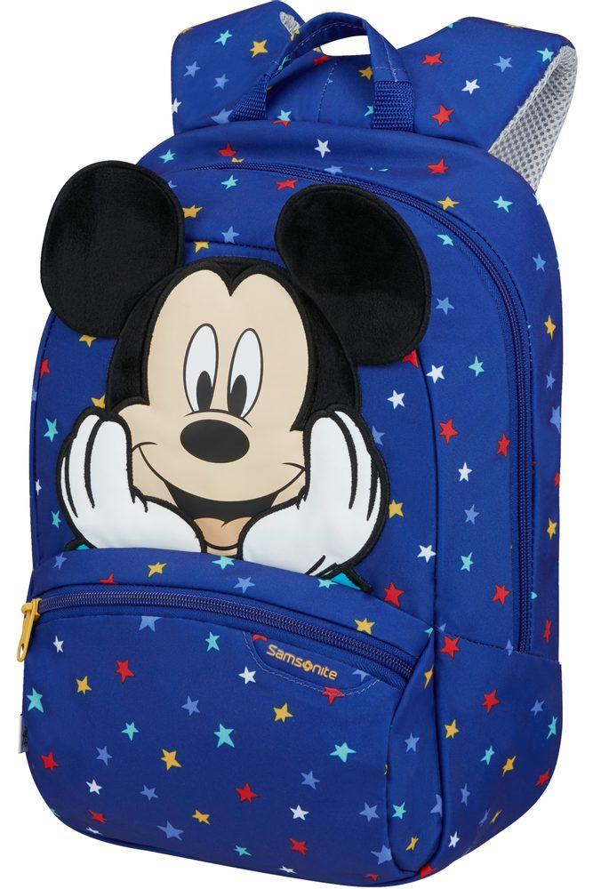 Samsonite Dětský batoh Disney Ultimate 2.0 S+ Mickey Stars 8,5 l - tmavě modrá