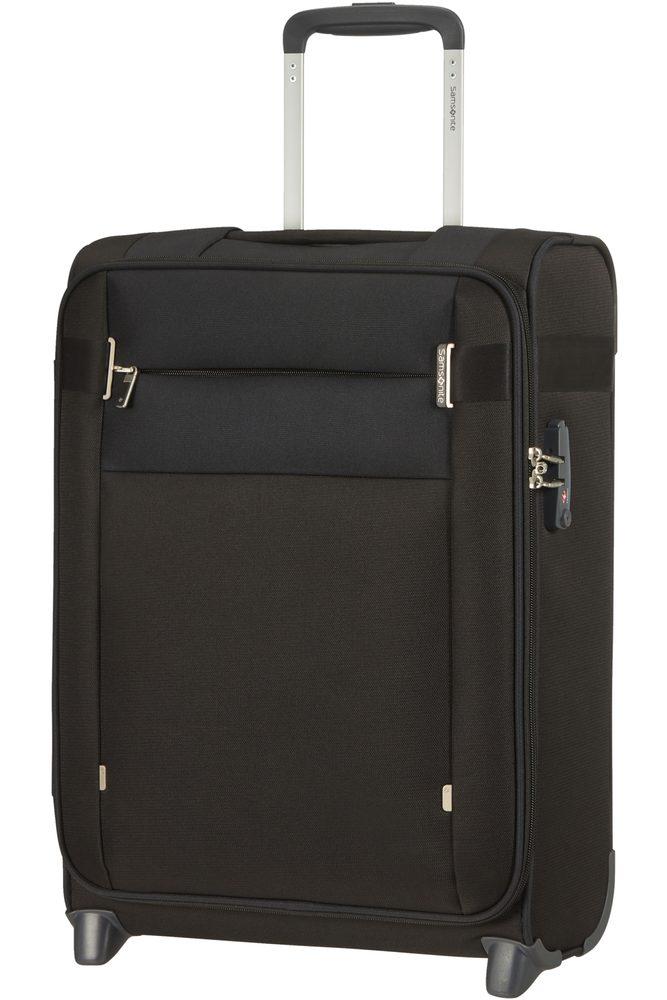 Samsonite Kabinový cestovní kufr Citybeat Upright 42 l - černá