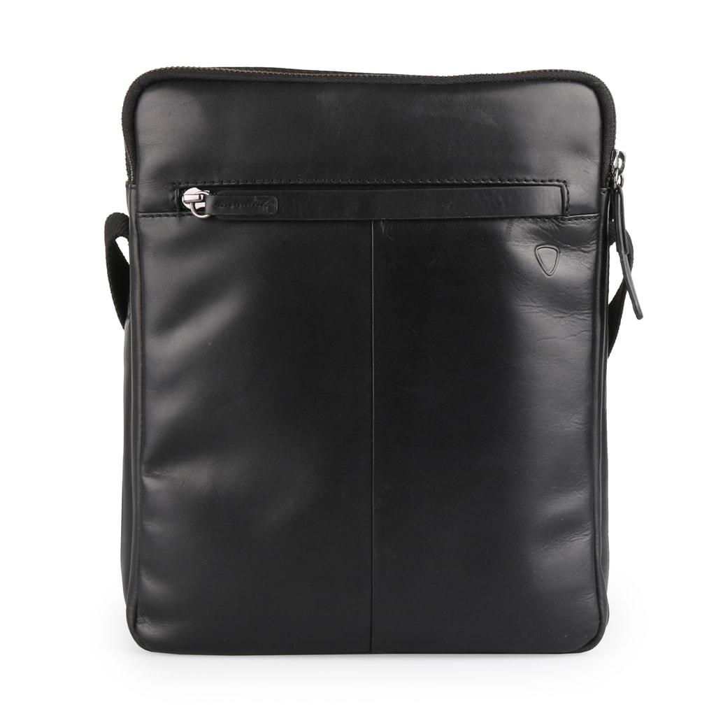 2cd6e327ed Pánská kožená taška přes rameno Scott 4010002034 - Strellson - Tašky ...