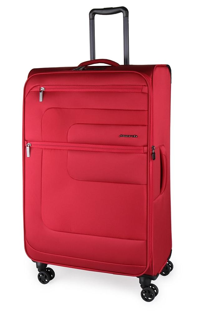9b28cd35f7400 Extra odľahčený cestovný kufor March so zabudovaným expandérom a TSA zámkom  vám prináša okrem iného aj nadštandardnú 5-ročnú záruku.