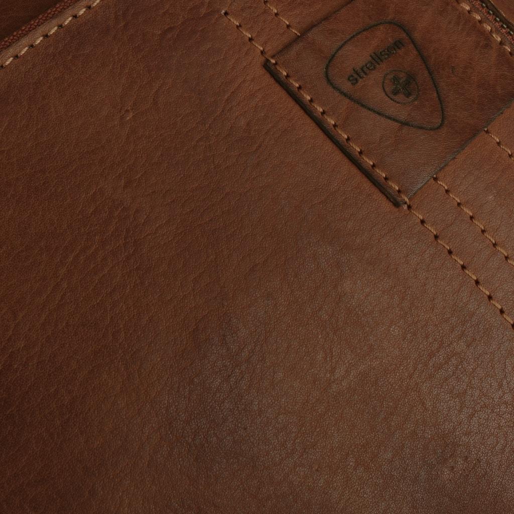 41bed0ac03 Taška z kolekcie Upminster je vyrobená z prvotriednej hovädzej kože.