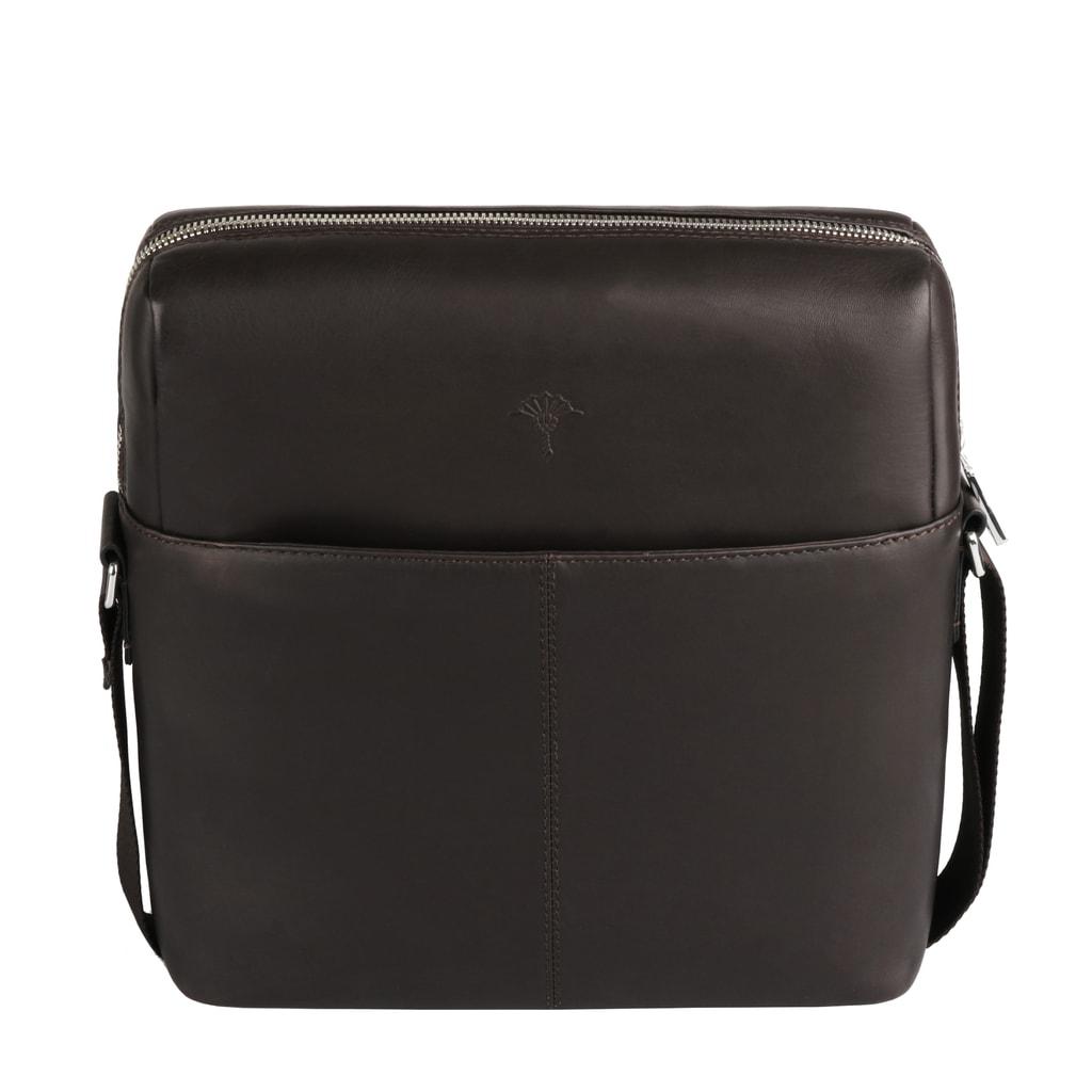b4722f04f Pánska kožená taška cez rameno Yannis 4140004469 - JOOP! - Tašky cez ...