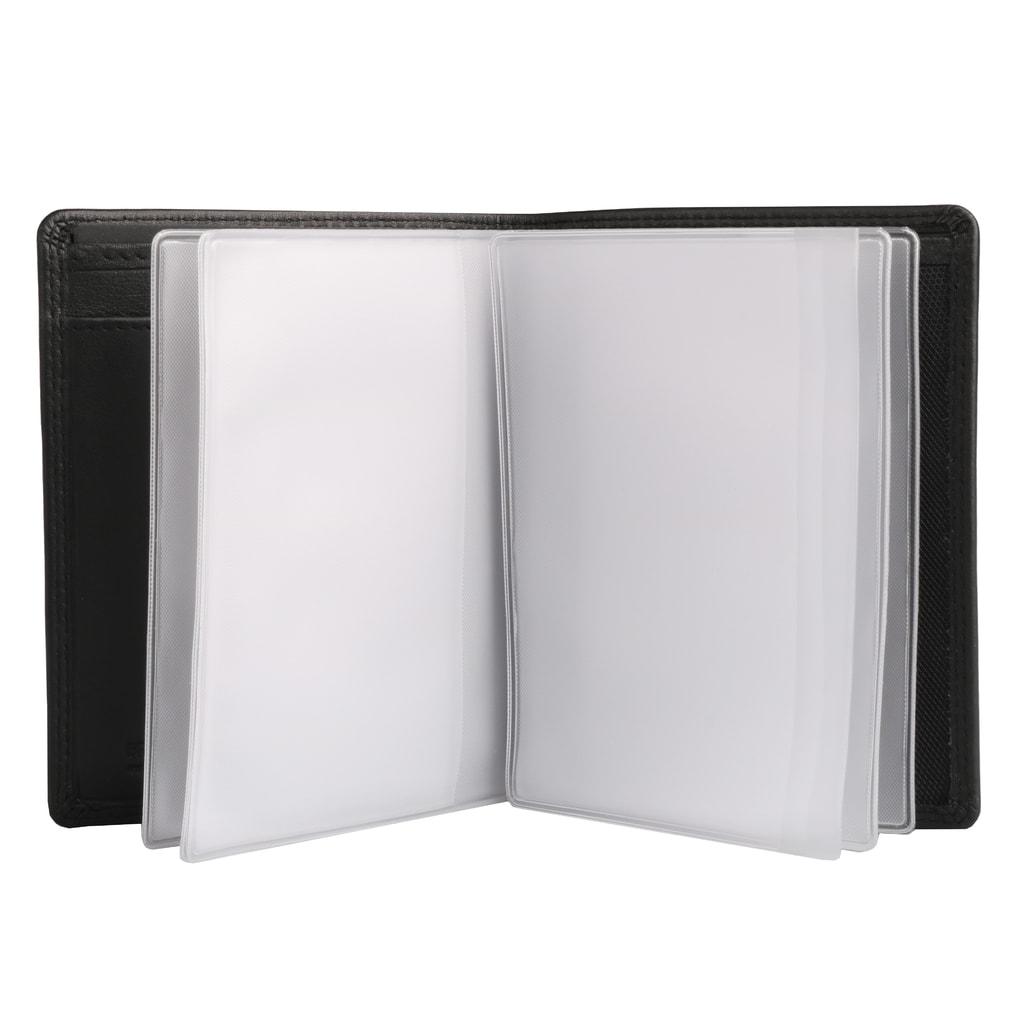 260c79ba2 Pouzdro na doklady obsahuje 7 fólií, kam pohodlně uložíte doklady s rozměry  10,8 x 7,5 cm. BRAUN BÜFFEL ...