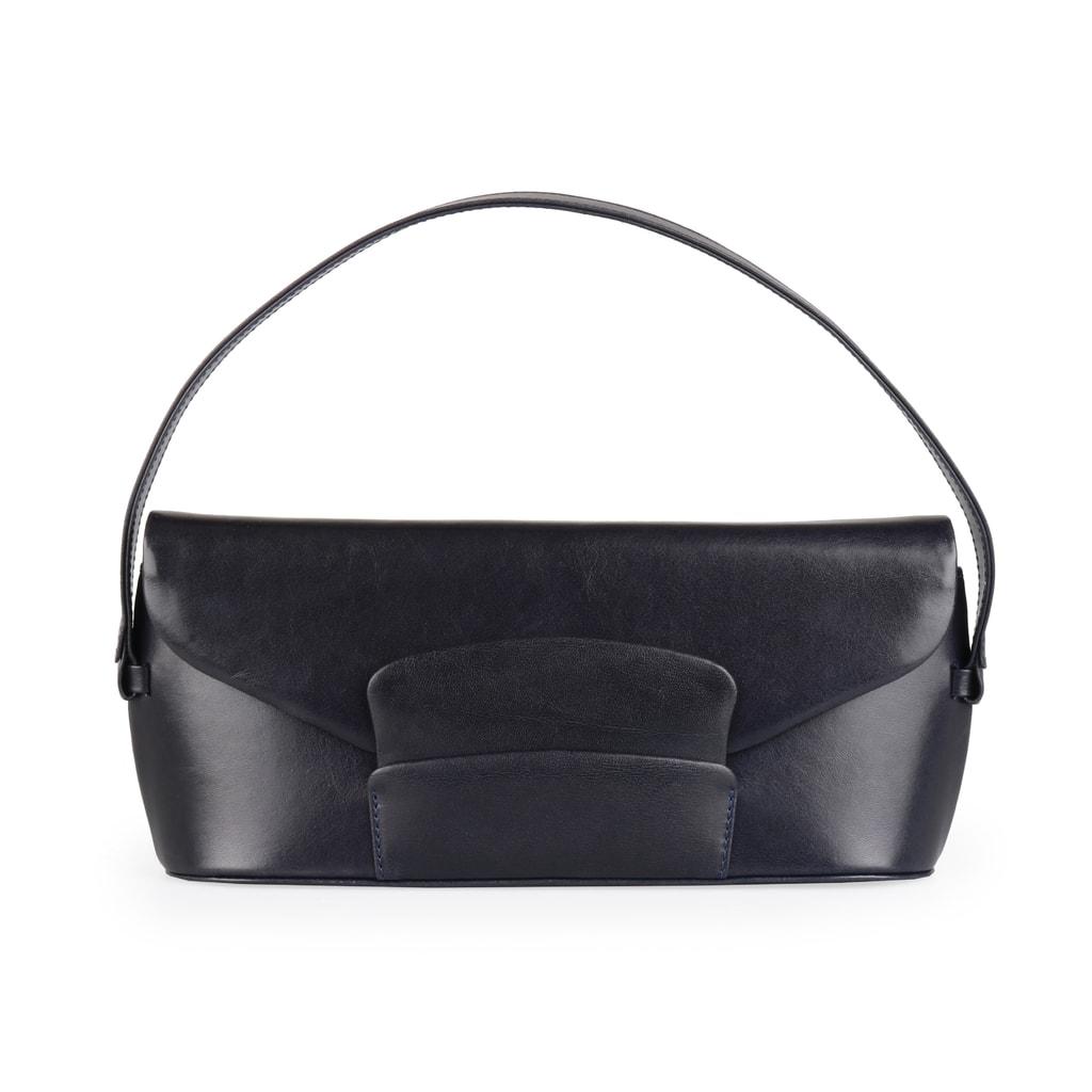6f66c6eba1 Luxusná kožená kabelka českej značky Hajn skvele doplní formálny typ  outfitu.