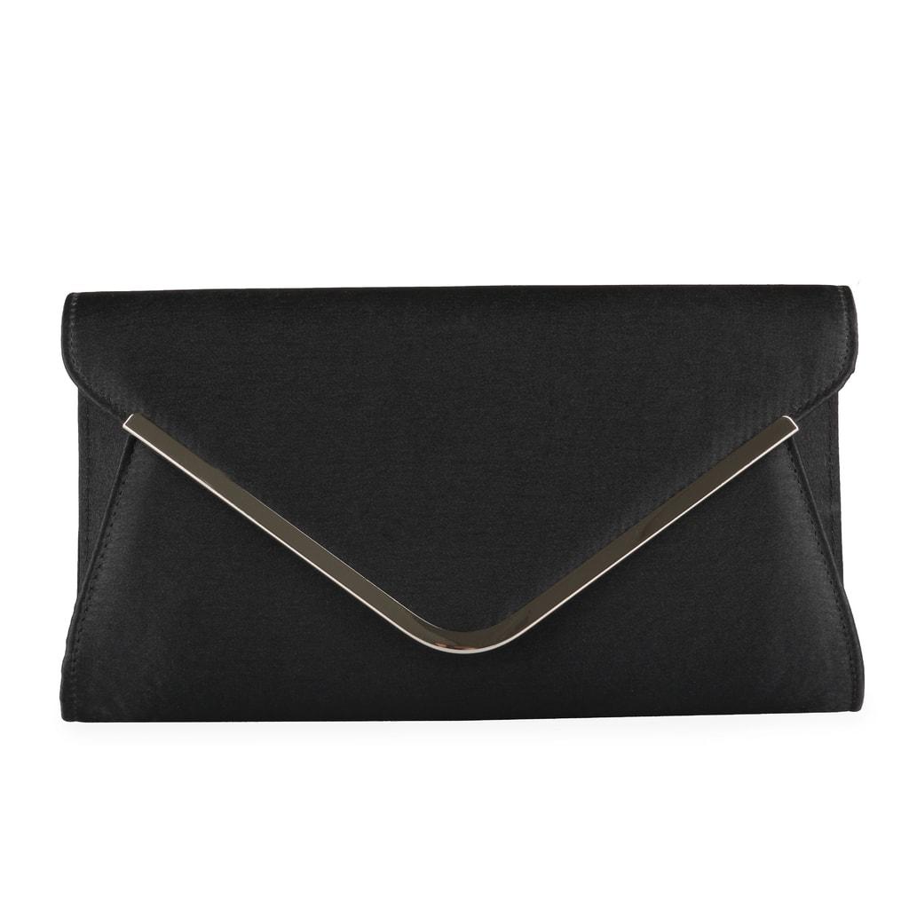 7704743f7 Priestranná dámska listová kabelka Charmel s kovovými detailmi vás bude  skvele sprevádzať na akejkoľvek spoločenskej akcii.