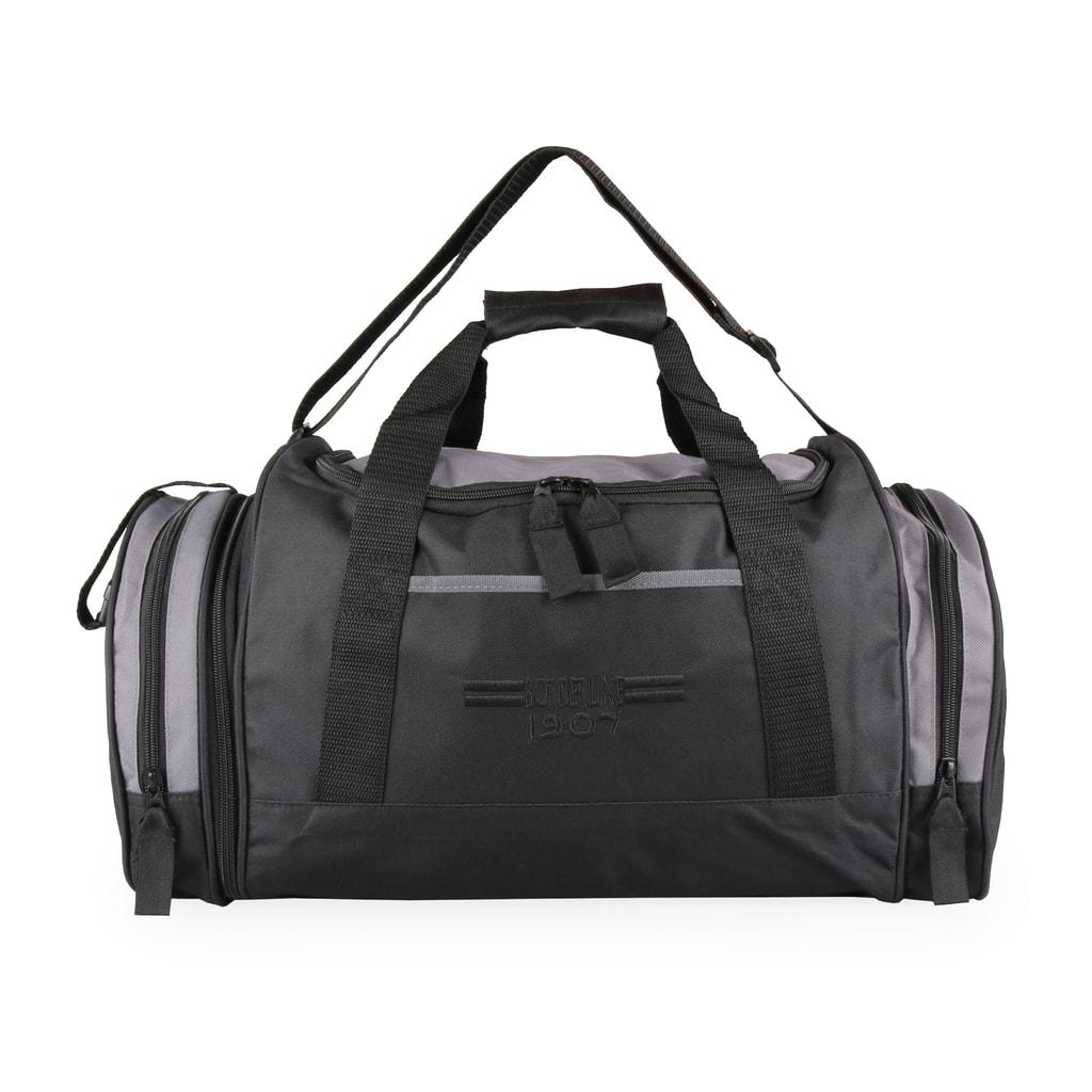 8580c8a4871df Priestranná cestovná taška Borderline - ideálny doplnok na cesty aj na  šport.
