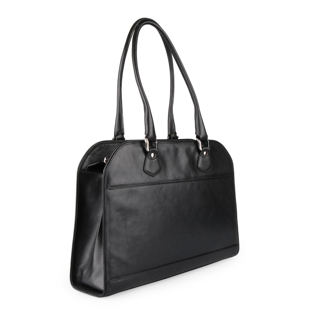 1c243d0247 Dámska kožená kabelka cez rameno 1408013 - Hajn - Kabelky cez rameno ...