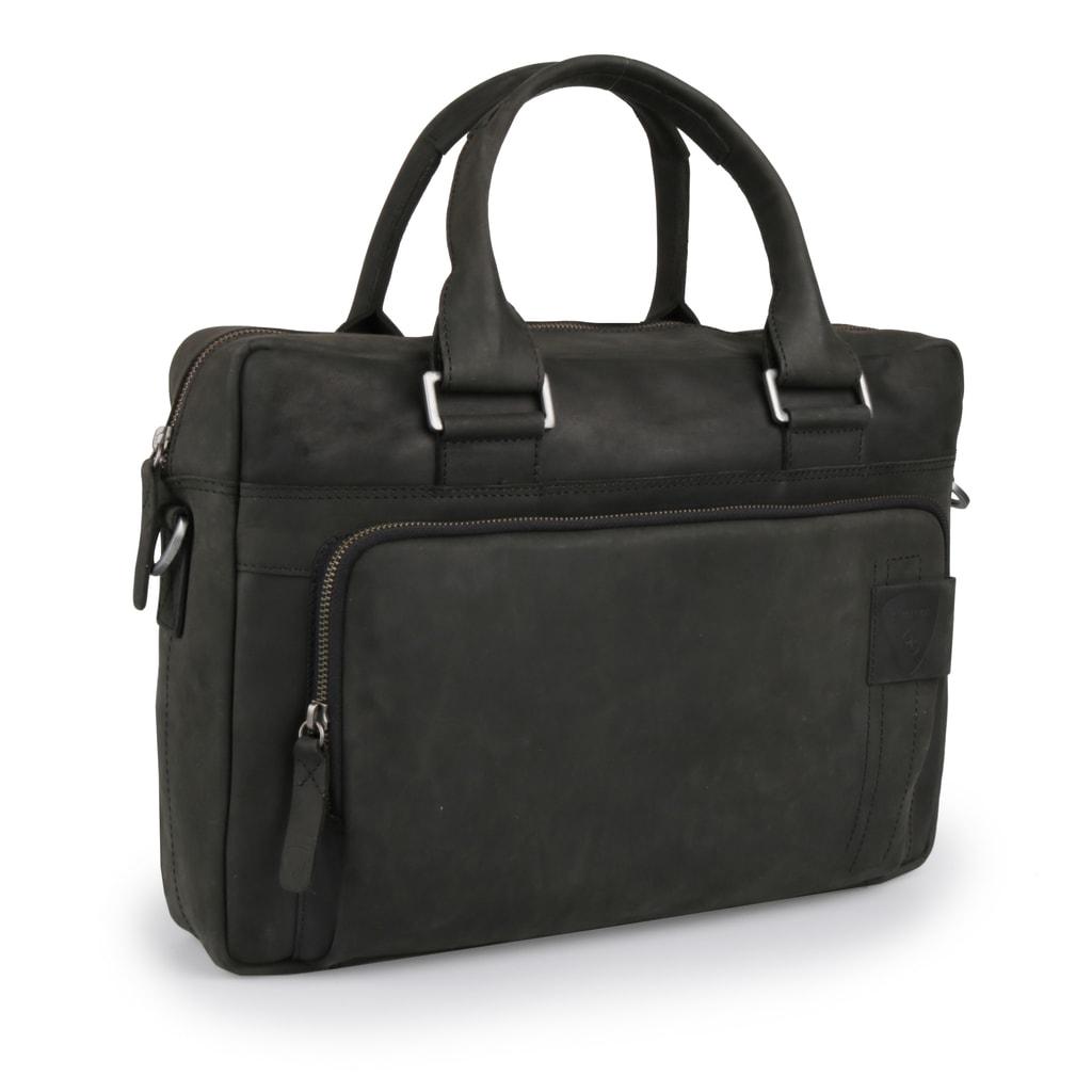 23c19660e Pánska kožená taška Richmond 4010001265 - Strellson - Tašky do ruky ...