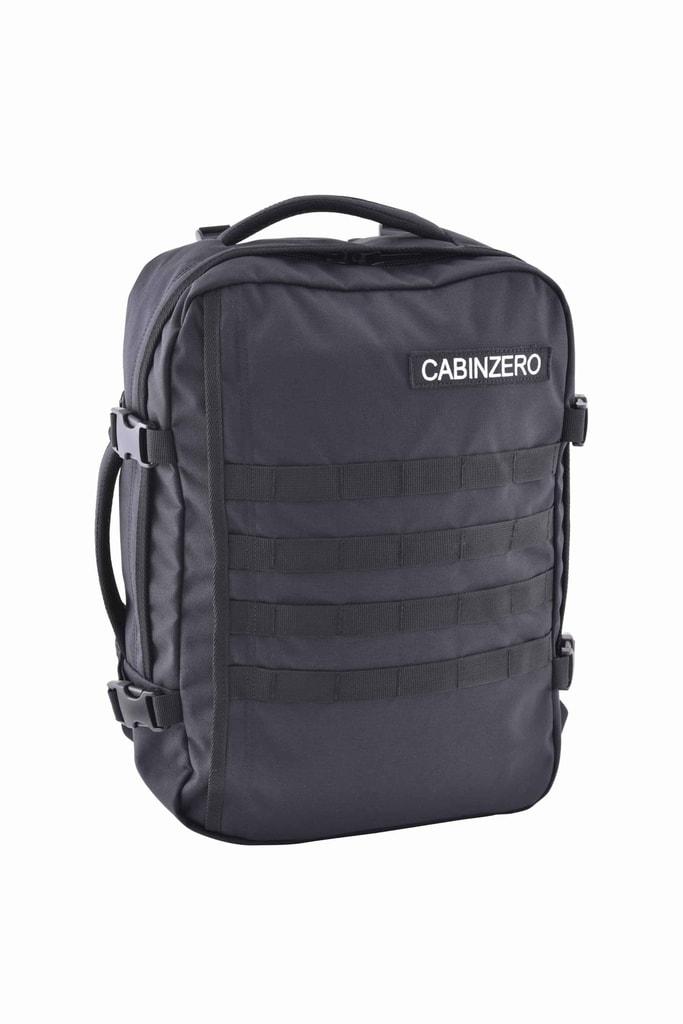 72e202fad5 Pro pohodlné přenášení v ruce naleznete u batohu Cabin Zero držadlo ze  shora i z boku.