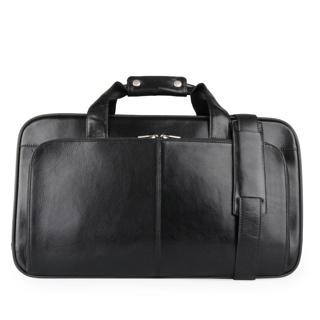 243c75c35d Luxusní kožená cestovní taška od české značky Sněžka Náchod. Elegantní  doplněk pro stylové cestování.
