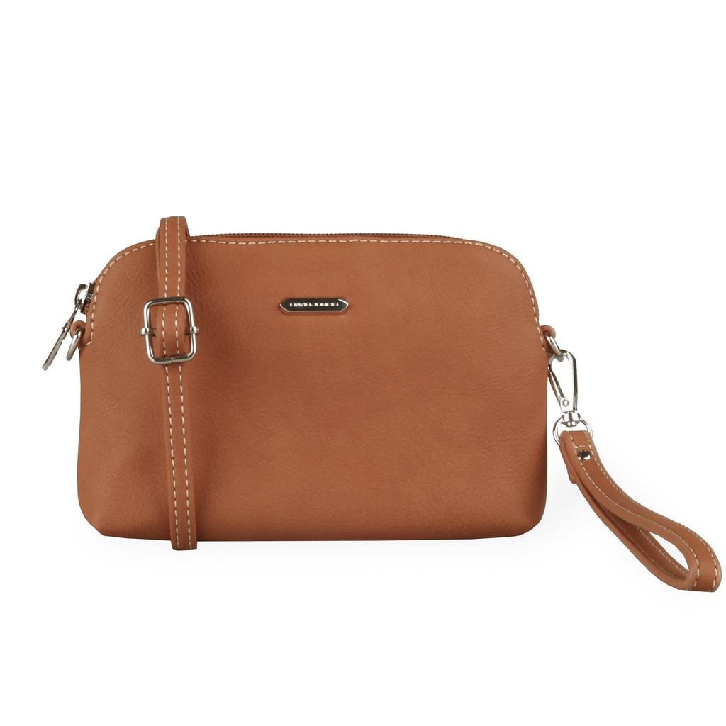 ffd2985465 Elegantní dámská crossbody kabelka a psaníčko v jednom vás bude skvěle  doprovázet na jakékoli společenské události.