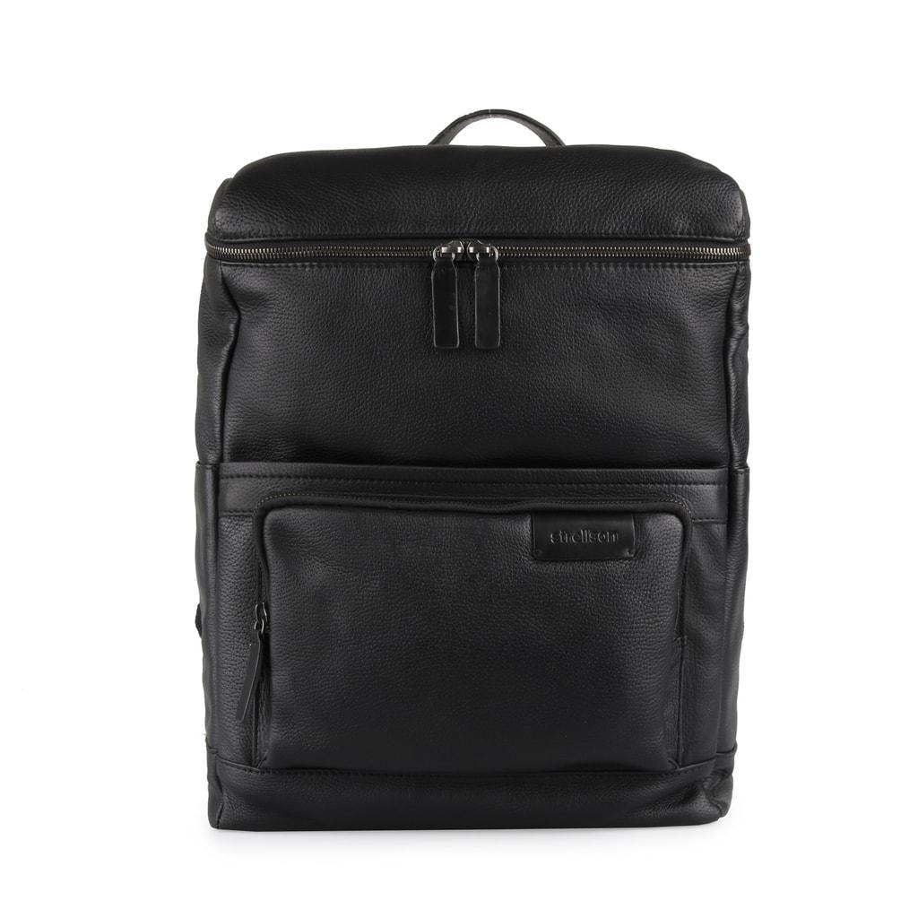e99d8dddb2 Pánský kožený městský batoh Garret 4010002353 11 l - Strellson ...