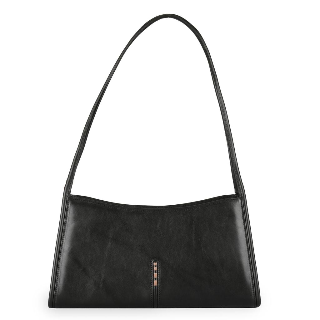 b7568d3267 Elegantní dámská kožená kabelka přes rameno Hajn skvěle podtrhne váš  formálnější outfit.
