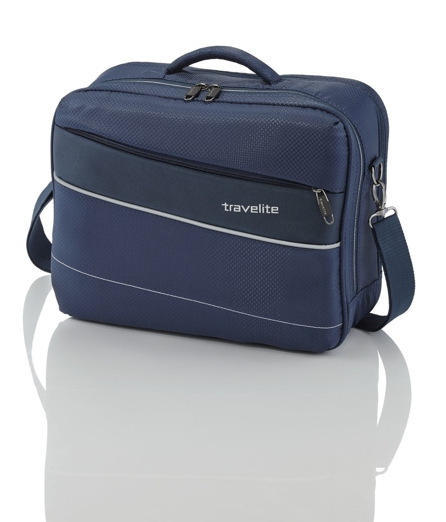 c175925336 Štýlová príručná taška od značky Travelite je vyrobená z odolného materiálu  Polyester 300 x 250D Diamond Ripstop.