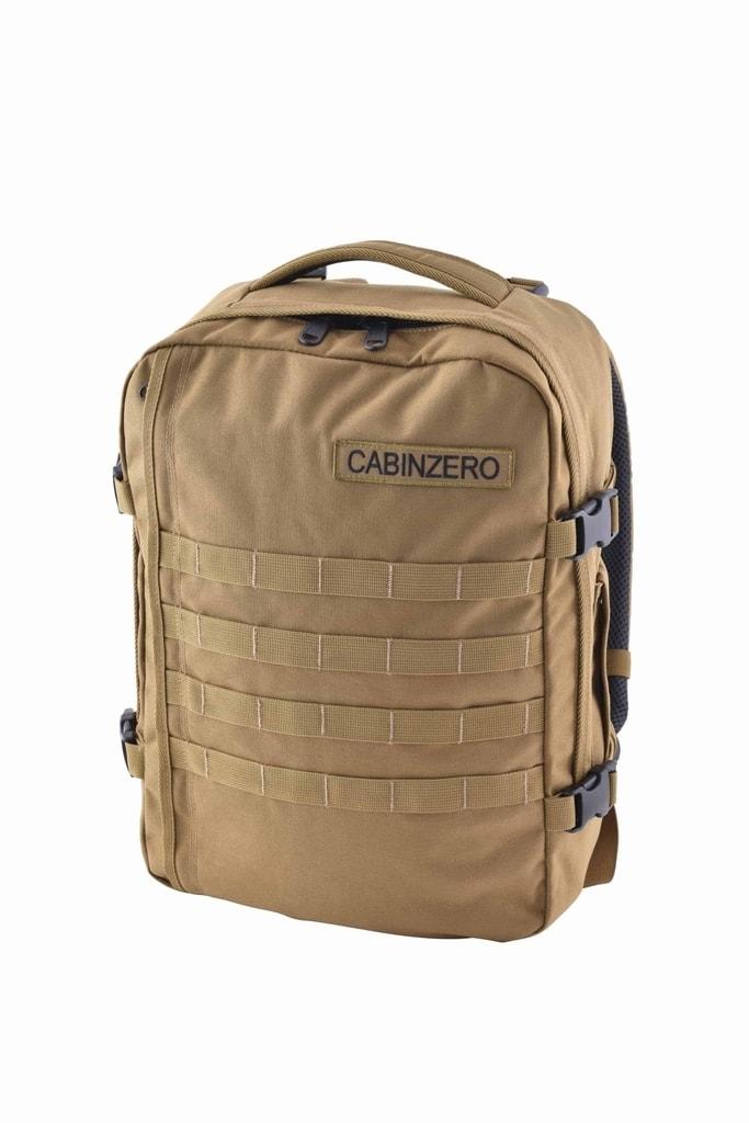489076208a Palubní batoh Military Desert Sand 28 l - CabinZero - Městské batohy ...