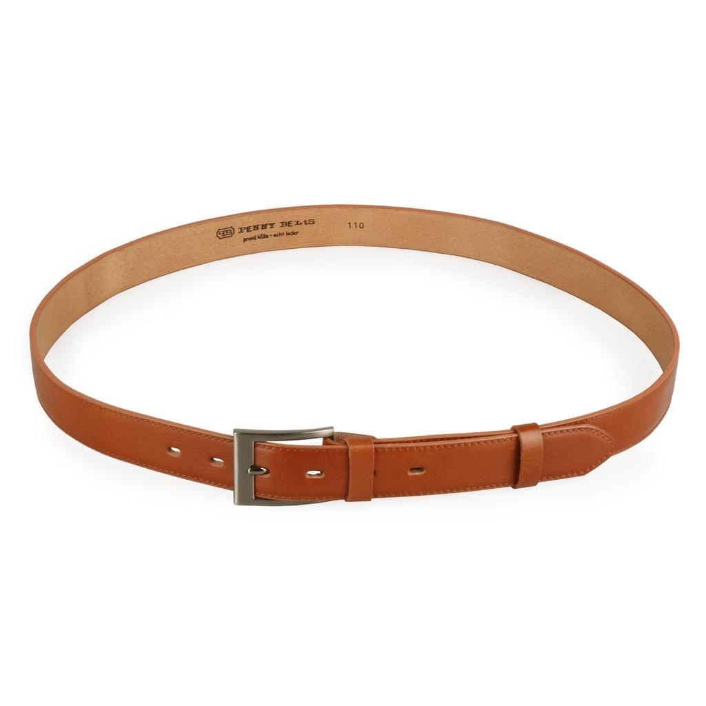 f5752b031 Pánsky kožený opasok 30/020 / 1-42, svetlohnedý - Penny Belts ...