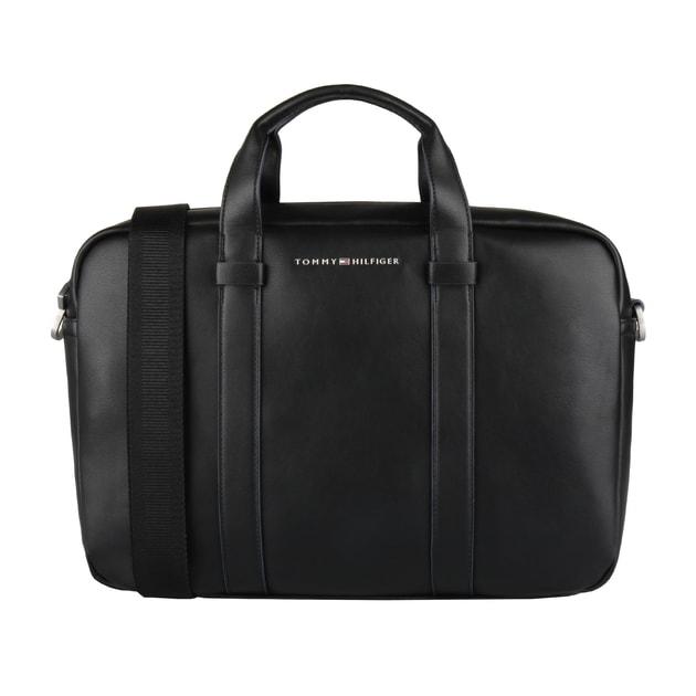 c5bf3d74a5 Pánská taška na notebook TH City AM0AM01759 - Tommy Hilfiger - Tašky přes  rameno - Pánské tašky - Delmas.cz
