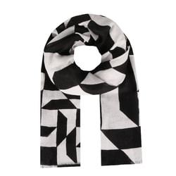 4bcde04a4b ... Dámska bavlnená šatka Calvin Klein s geometrickými tvarmi krásne oživí  váš outfit.