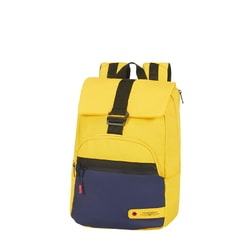 "AMERICAN TOURISTER, BATOH CITY AIM COATED 79G 20 L 14.1"" - BATOHY NA NOTEBOOK"