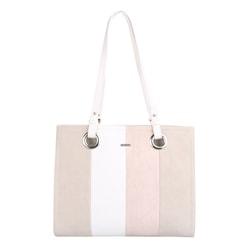272fa8a48 ... Dámská kabelka přes rameno francouzské značky David Jones v elegantním  provedení decentně doplní váš outfit.