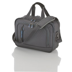 TRAVELITE, PALUBNÁ TAŠKA CROSSLITE BOARD BAG ANTHRACITE 21 L - NA NOTEBOOK
