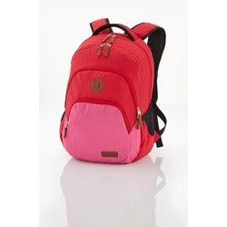 TRAVELITE, BATOH NEOPAK BACKPACK RED/PINK 22 L - BATOHY NA NOTEBOOK