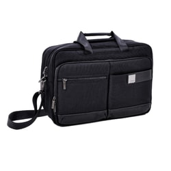 TITAN, PALUBNÁ TAŠKA POWER PACK LAPTOP BAG L BLACK 26/32 L - NA NOTEBOOK