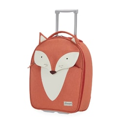 SAMSONITE, DETSKÝ KUFOR HAPPY SAMMIES UPRIGHT FOX WILLIAM 24 L - DETSKÁ BATOŽINA