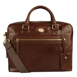 ff708abc2 Pánska kožená taška do ruky Uomo 64105