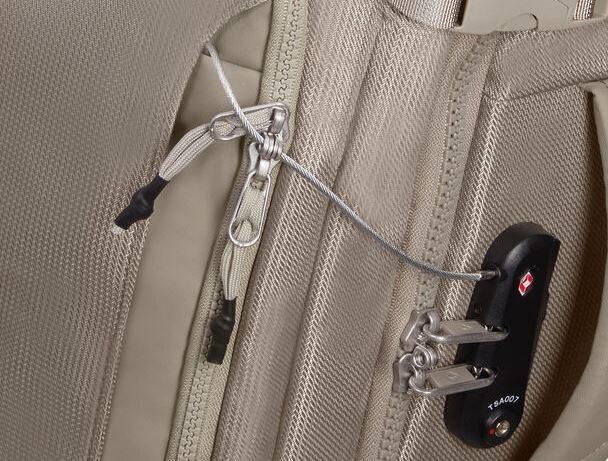 TSA zámek s kabelem