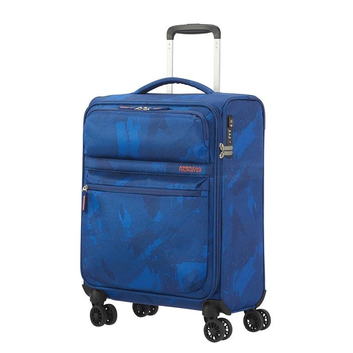b97a99641fd7d Kabinový cestovní kufr Matchup Print Spinner 77G 42 l - American Tourister  - Príručná batožina - Cestovné kufre, Cestovné kufre a tašky - Delmas.sk