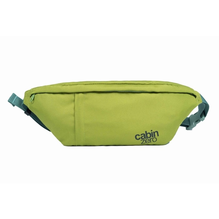 CABINZERO, LEDVINKA CLASSIC HIP PACK SAGANO GREEN - LEDVINKY - KABELKY