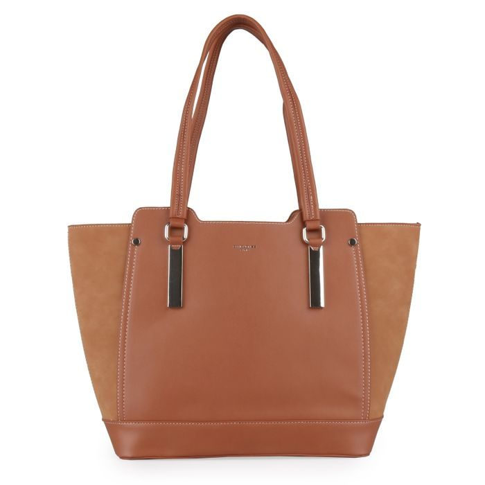 DAVID JONES PARIS, DÁMSKA SHOPPER KABELKA CM5141 - SHOPPER KABELKY - KABELKY