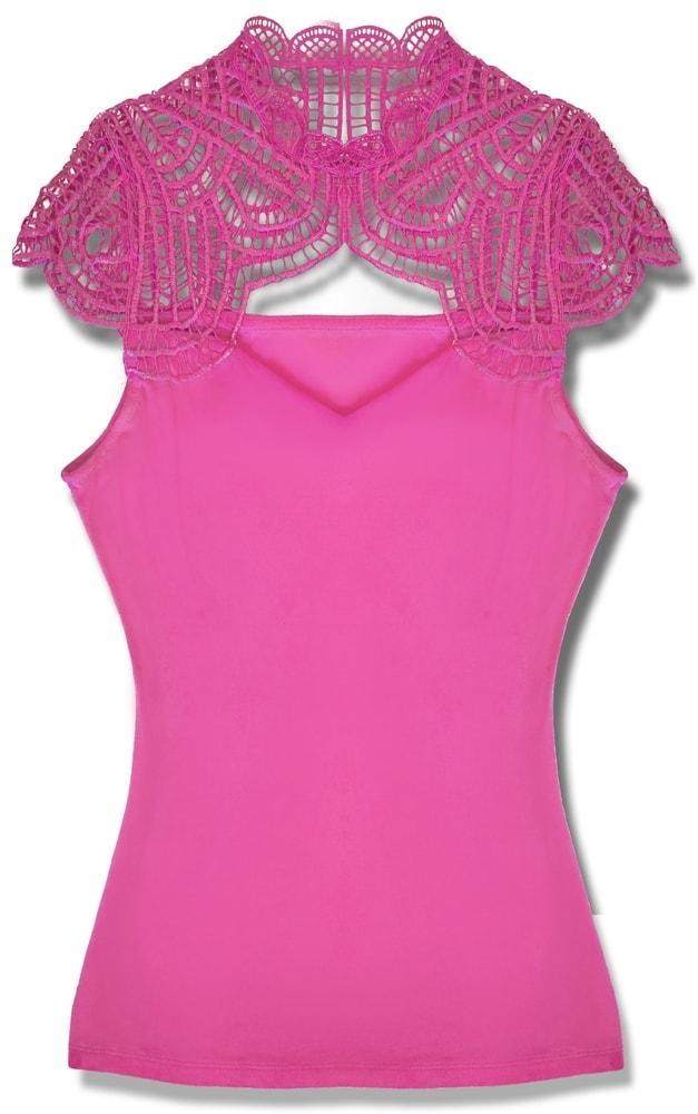 MODOVO Dámske tričko ružové - UNI