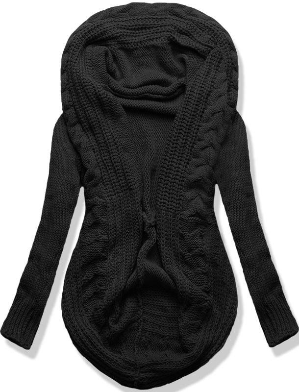 MODOVO Dámsky sveter MODA03N čierny
