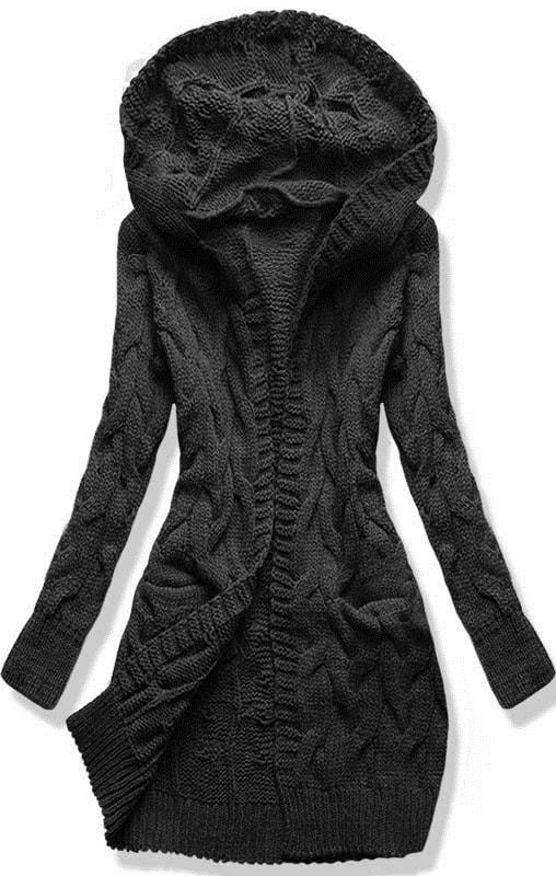 MODOVO Dámsky sveter SWDK čierny