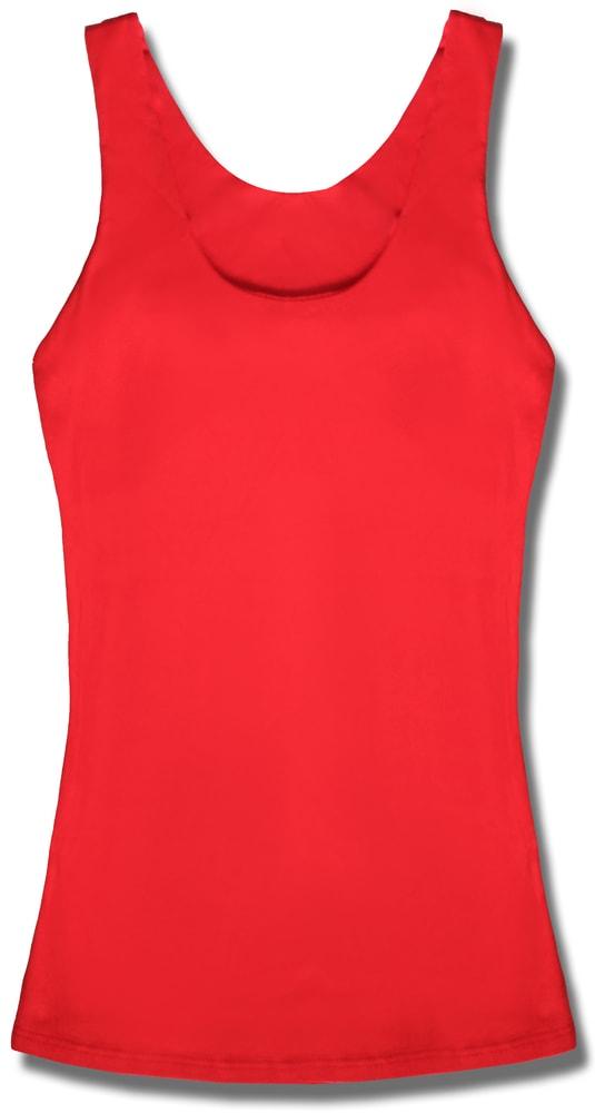 MODOVO Dámske tričko červené - UNI