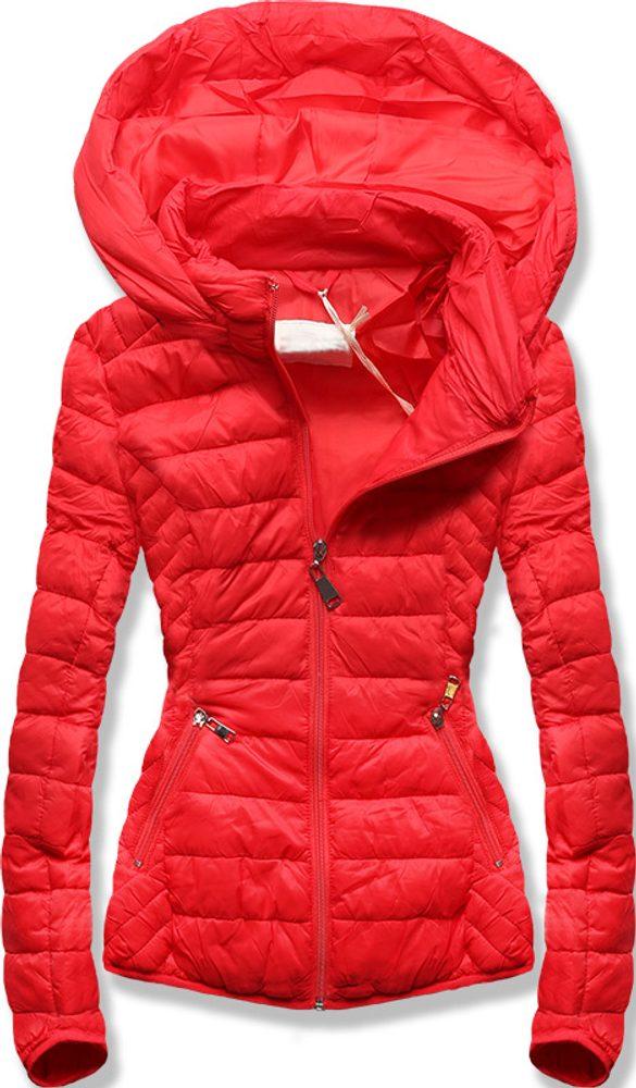 MODOVO Dámska prechodná bunda červená - L