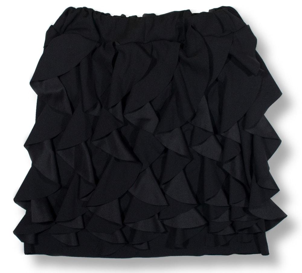 MODOVO Dámska sukňa 3548 čierna