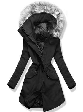 567f971e3 Kabát 22172 čierny Kabát 22172 čierny Dlhý dámsky kabát s kapucňou 22172…  Dlhý dámsky kabát s kapucňou 22172… Dlhý dámsky kabát s kapucňou 22172  čierny