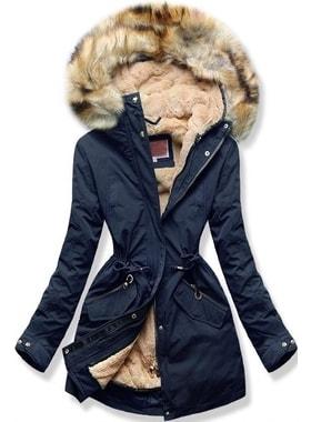 14a6e5849d49 Bunda W164 tmavo modrá Bunda W164 tmavo modrá Dámska zimná bunda s kapucňou  W164… Dámska zimná bunda s kapucňou W164… Dámska zimná bunda s kapucňou  W164 ...