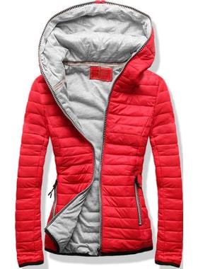 408caf96d4 Kabát Q11 piros Kabát Q11 piros Női steppelt kabát Q11 piros Női steppelt  kabát Q11 piros Női steppelt kabát Q11 piros