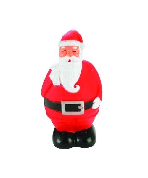 Vianočná pískacia hračka, SANTA