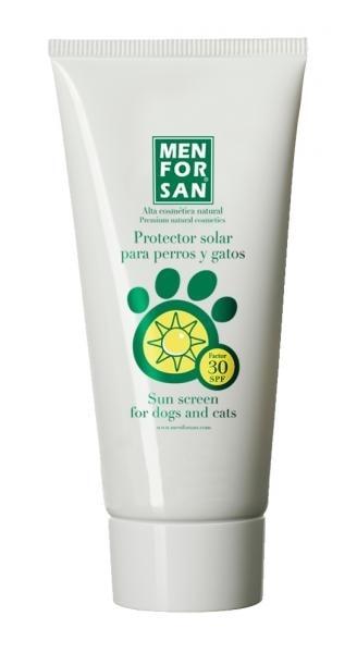 Menforsan opalovací krém pro psy a kočky SPF30 50ml