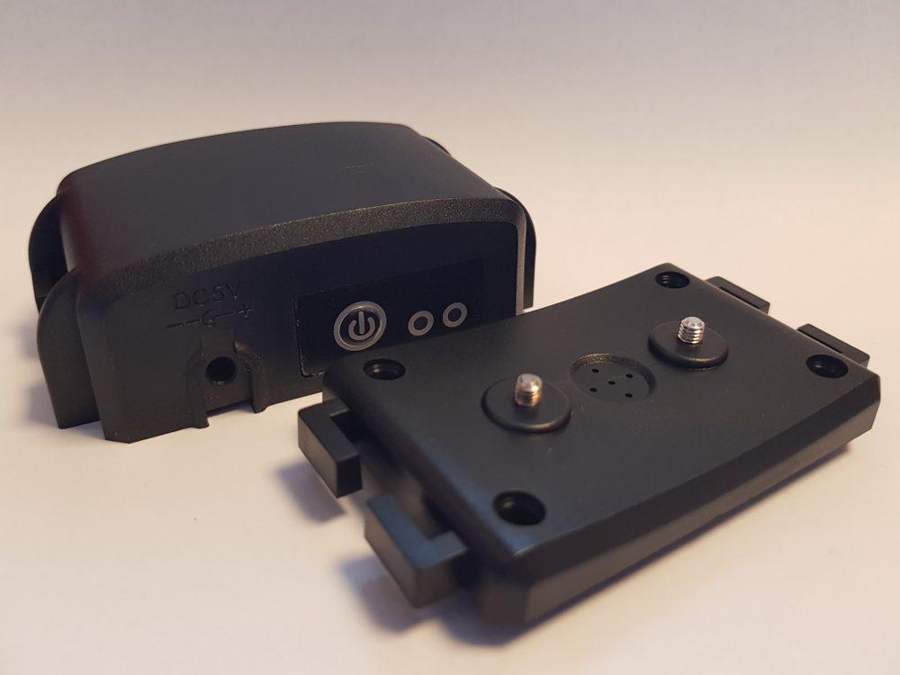 Kryt přijímače iTrainer TP16