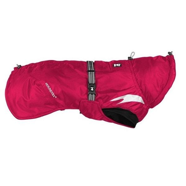 Zimní bunda Hurtta Summit Parka - růžová 90